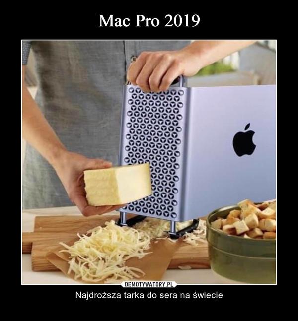 Mac Pro tarka do sera